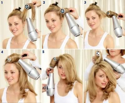 Красиві укладання на довге волосся