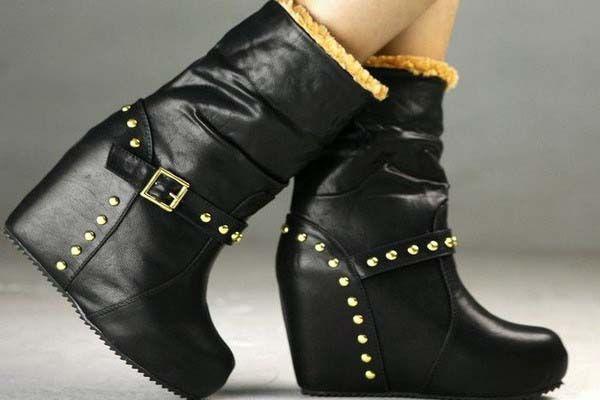 Як вибрати зимову жіноче взуття