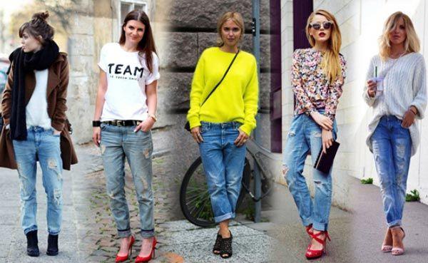 Які джинси зараз в моді колір