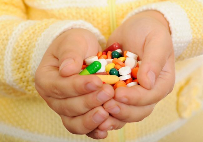 Які ліки покладені дітям безкоштовно?