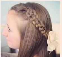 красиві швидкі зачіски в школу