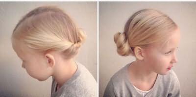 зачіски для школи на середні волосся