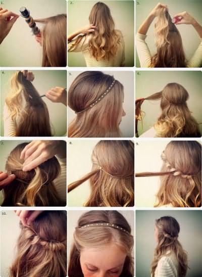 Які зачіски можна зробити дівчинці