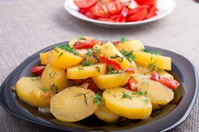 Їжа в задоволення: все про користь картоплі