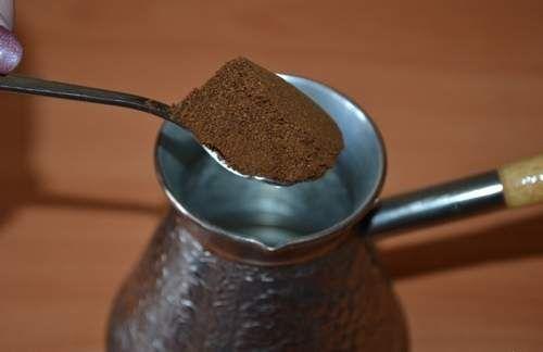 Кава в турці: рецепти приготування