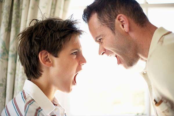 Конфлікти між дітьми і батьками і способи їх вирішення