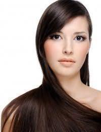 Колір волосся для типу зовнішності зима.