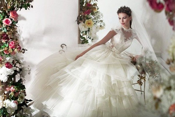 Корсет для весільної сукні