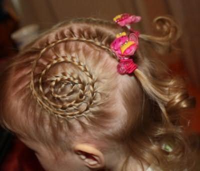 косички на коротке волосся