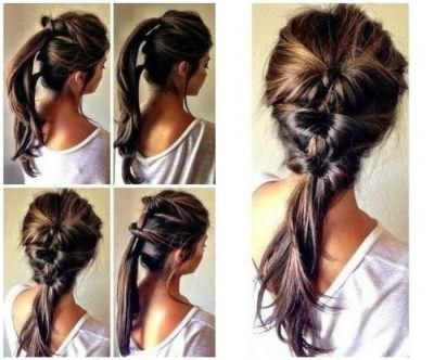 поетапна зачіска