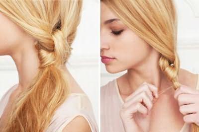 укладка на довге волосся локони
