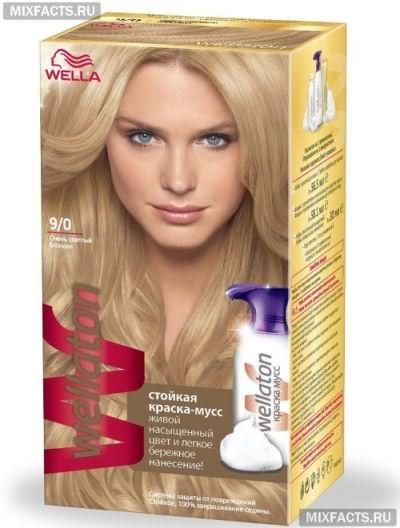 Cамая найкраща фарба для блондинок