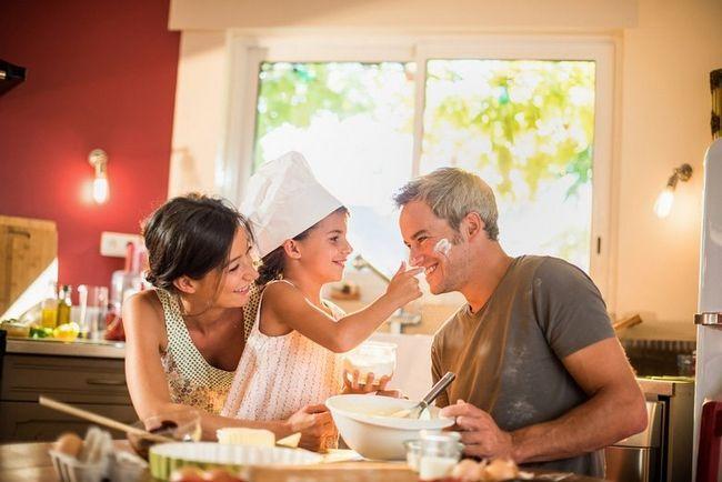 Кулінарний майстер-клас для всієї родини