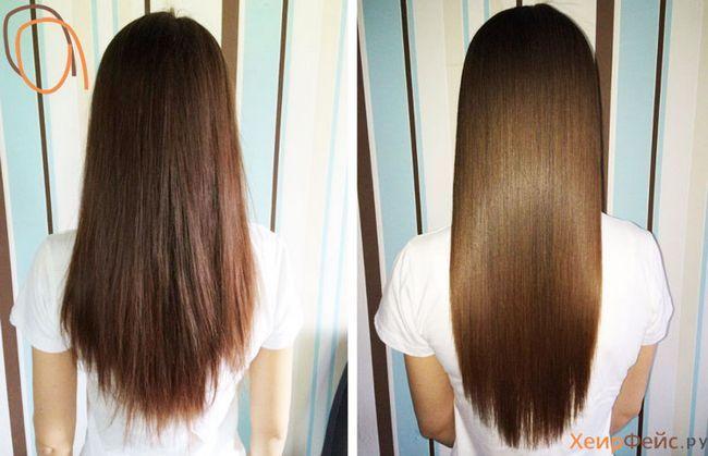 Ламінування волосся в домашніх умовах: рецепти масок