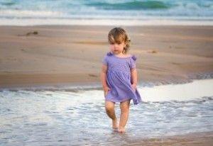 Лікування дітей морем