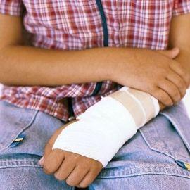 Лікування переломів у дітей
