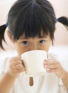 Лікування сухого кашлю у дітей