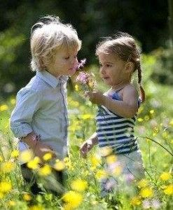 Любов в дитячому садку