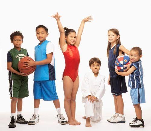 Кращі види спорту для дітей