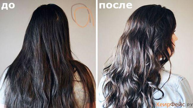 Маска для блиску волосся в домашніх умовах
