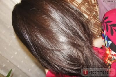 Маска для забарвлених і освітленого волосся Concept Live Hair Поживна з лляною олією фото