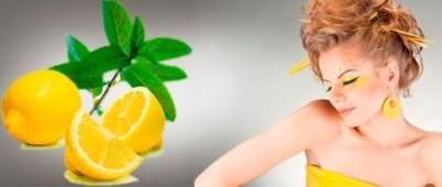 Маски з лимоном для жирного волосся