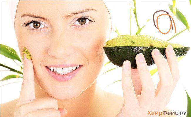 Маска з авокадо для обличчя: рецепти і правила застосування