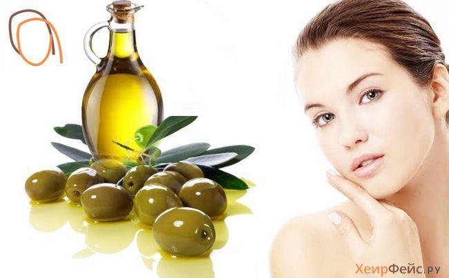 Маски для обличчя з оливковою олією