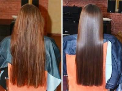 стан волосся