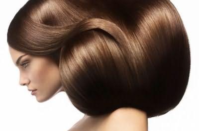 блискуче волосся