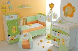 Меблі в кімнату новонародженого