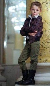 Як модно одягнути хлопчика в 2011?