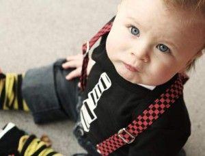 Підтяжки для дітей в моді 2011