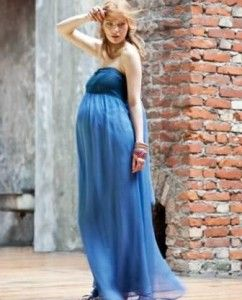 Модний одяг для вагітних