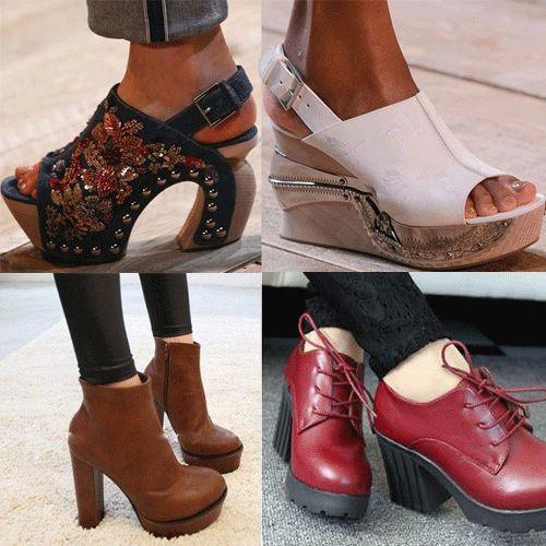 Модне жіноче взуття. Весна літо 2016