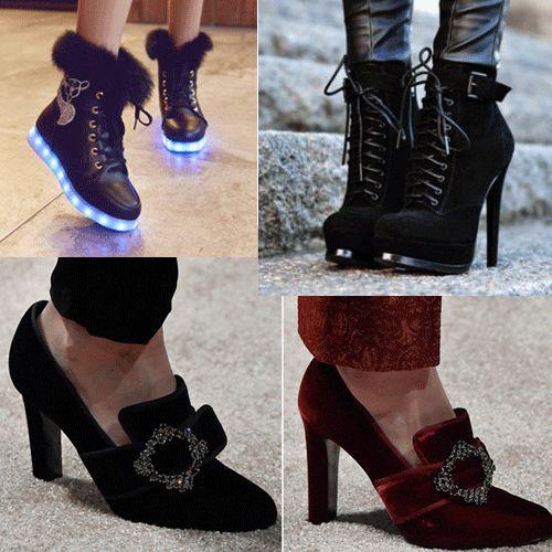 Жіноче взуття 2016
