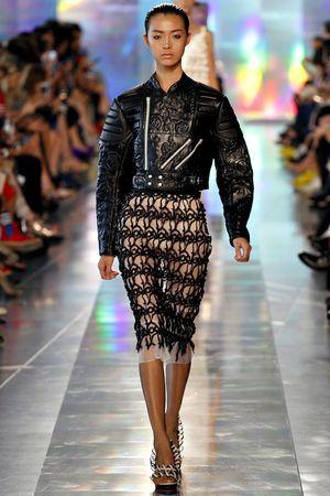 Мереживні модні літні спідниці