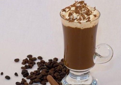 Молочний коктейль з кавою