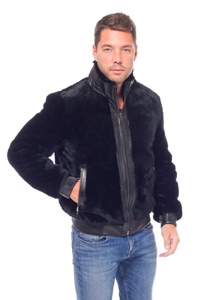 Чоловік хутряний жилет: стильно, солідно, тепло!