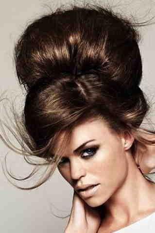 Начесать волосся можна по-різному! Вибирайте свою унікальну зачіску.