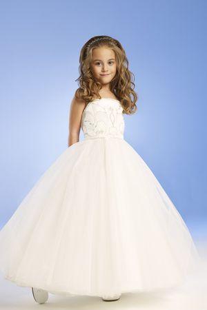 Пишні нарядні сукні для дівчаток