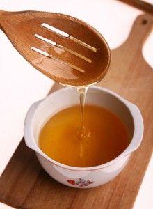 Обгортання медом