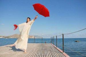 Оригінальний парасолька - кращий спосіб виділитися