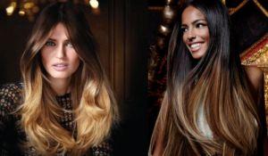 Освітлені кінчики волосся: переваги часткового знебарвлення