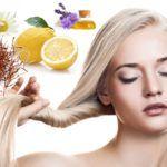 Освітлюється волосся за допомогою лимона