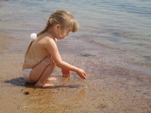 Відпочинок на морському курорті з дитиною