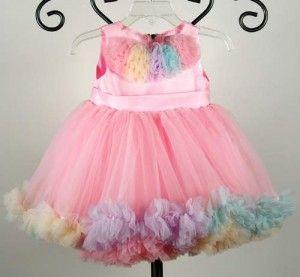 Сукня для першого випускного, або бал в дитячому садку