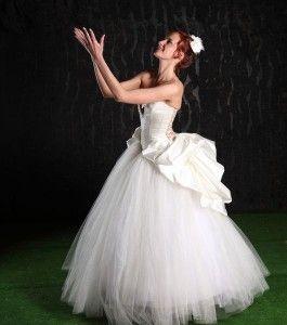 Плаття на весілля - вибір, примірка, покупка