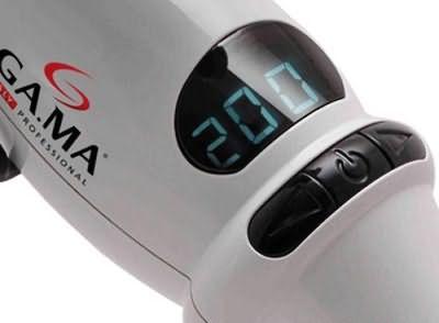 Яка плойка для волосся краще? Та, яка оснащена системою регулювання температури (фото Ga.Ma Ferro Titanium F21)
