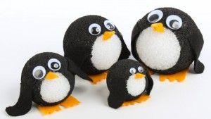 Виріб пінгвін - творимо з малюком разом